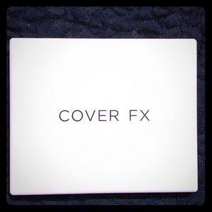 Cover FX face palette NWOT